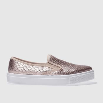 Schuh Bronze Awesome Womens Flats