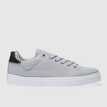 Schuh Grey Rising Star Womens Trainers