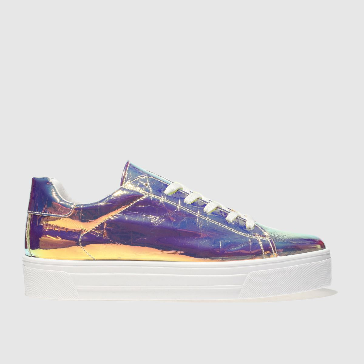 schuh Schuh Gold Electric Trainers