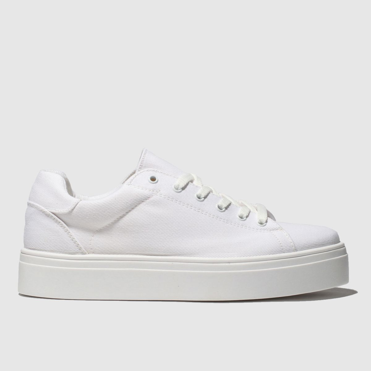 schuh Schuh White Surprise Trainers