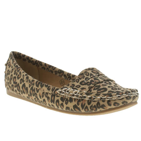 schuh cruise driving mocc leopard 1