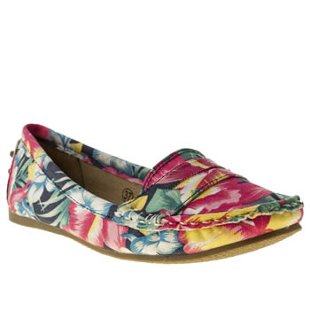 Schuh Multi Cruise Driving Moccasin Tropic Flats