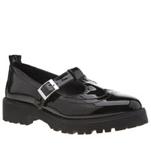 Schuh Black Fun Fair Womens Flats