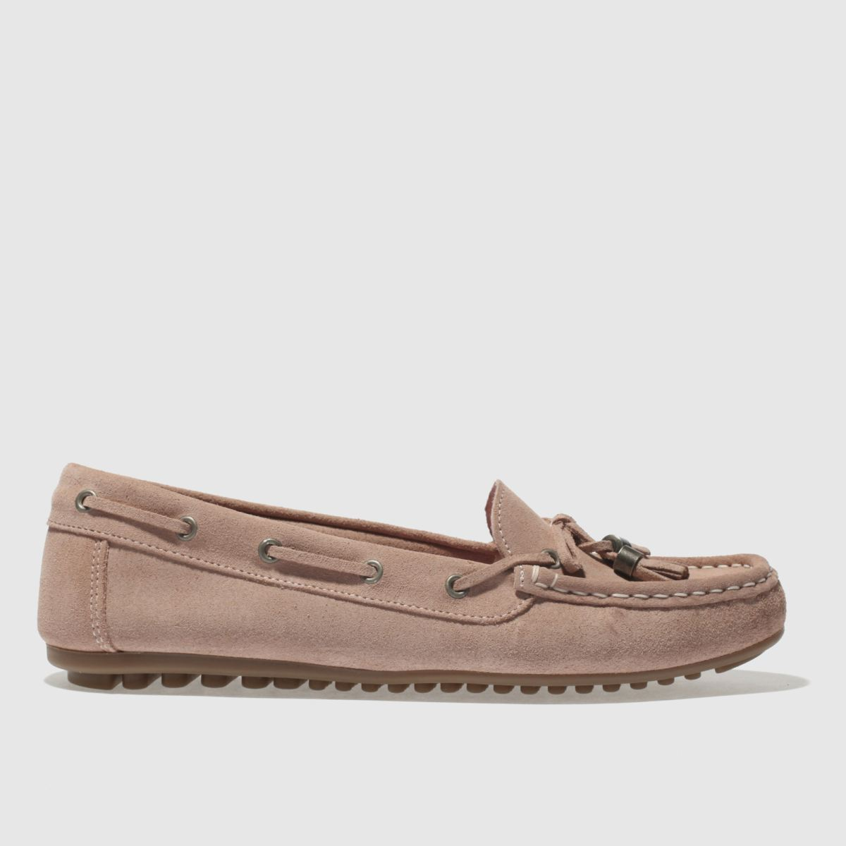 Schuh Pink Spin Around Flat Shoes