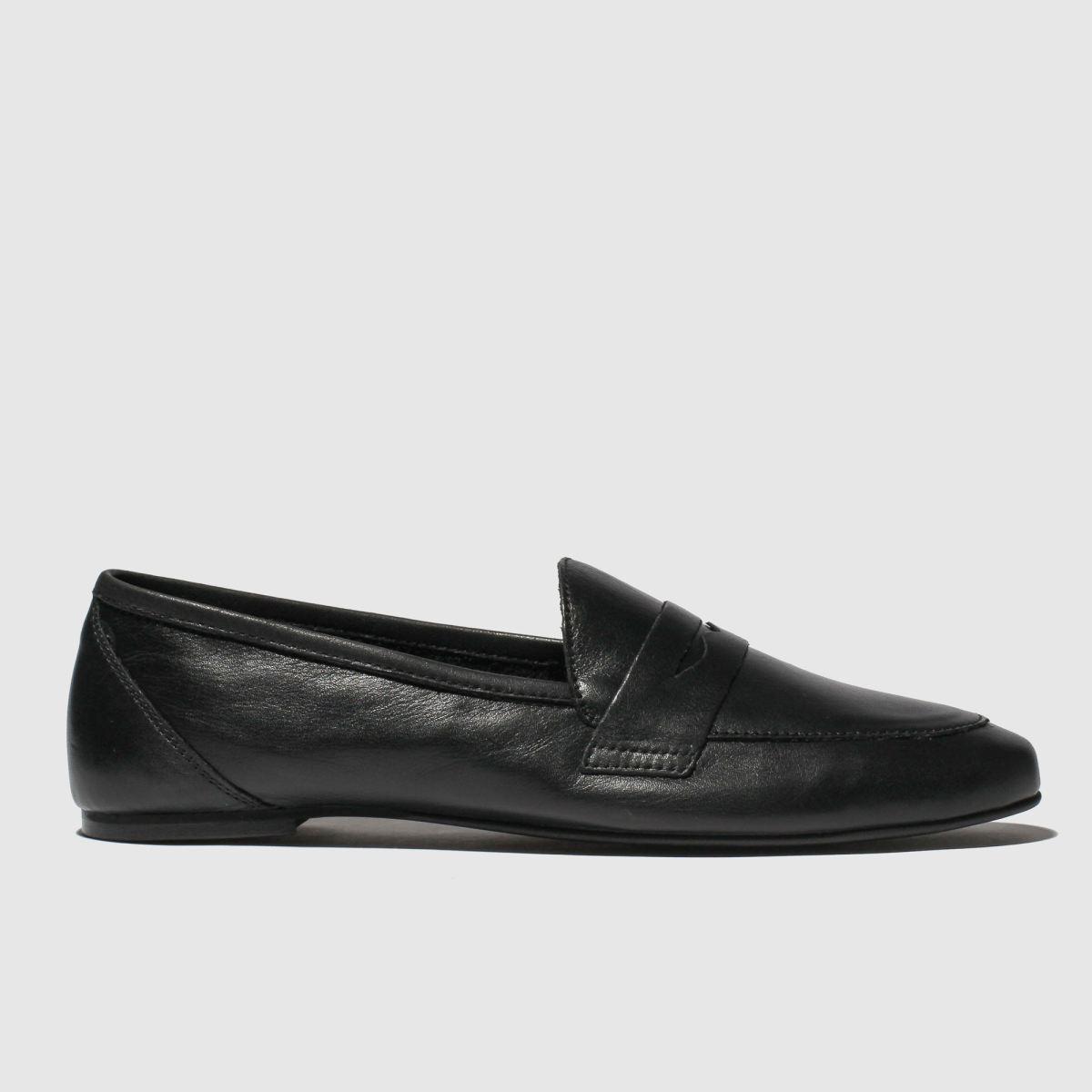 schuh Schuh Black Impact Flat Shoes