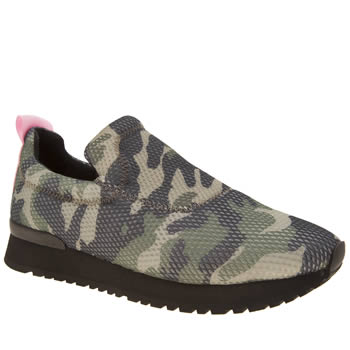 Schuh Multi Player Womens Flats