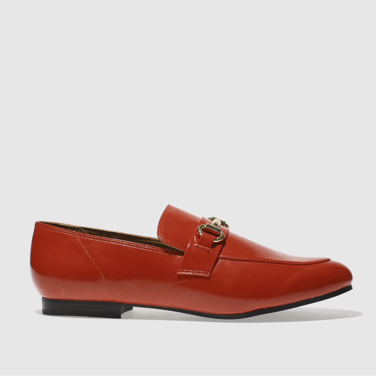 schuh red dapper flat shoes