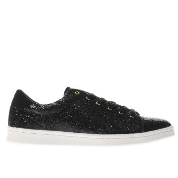 Schuh Black Trapeze Womens Trainers