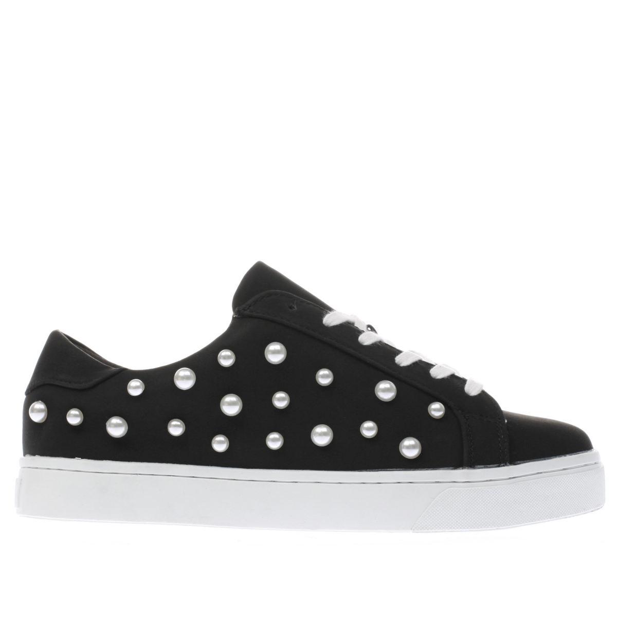 schuh black sprinkle flat shoes