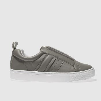 Schuh Grey Circus Womens Trainers