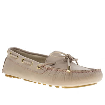 Womens Schuh Pale Pink Spell Bound Flats