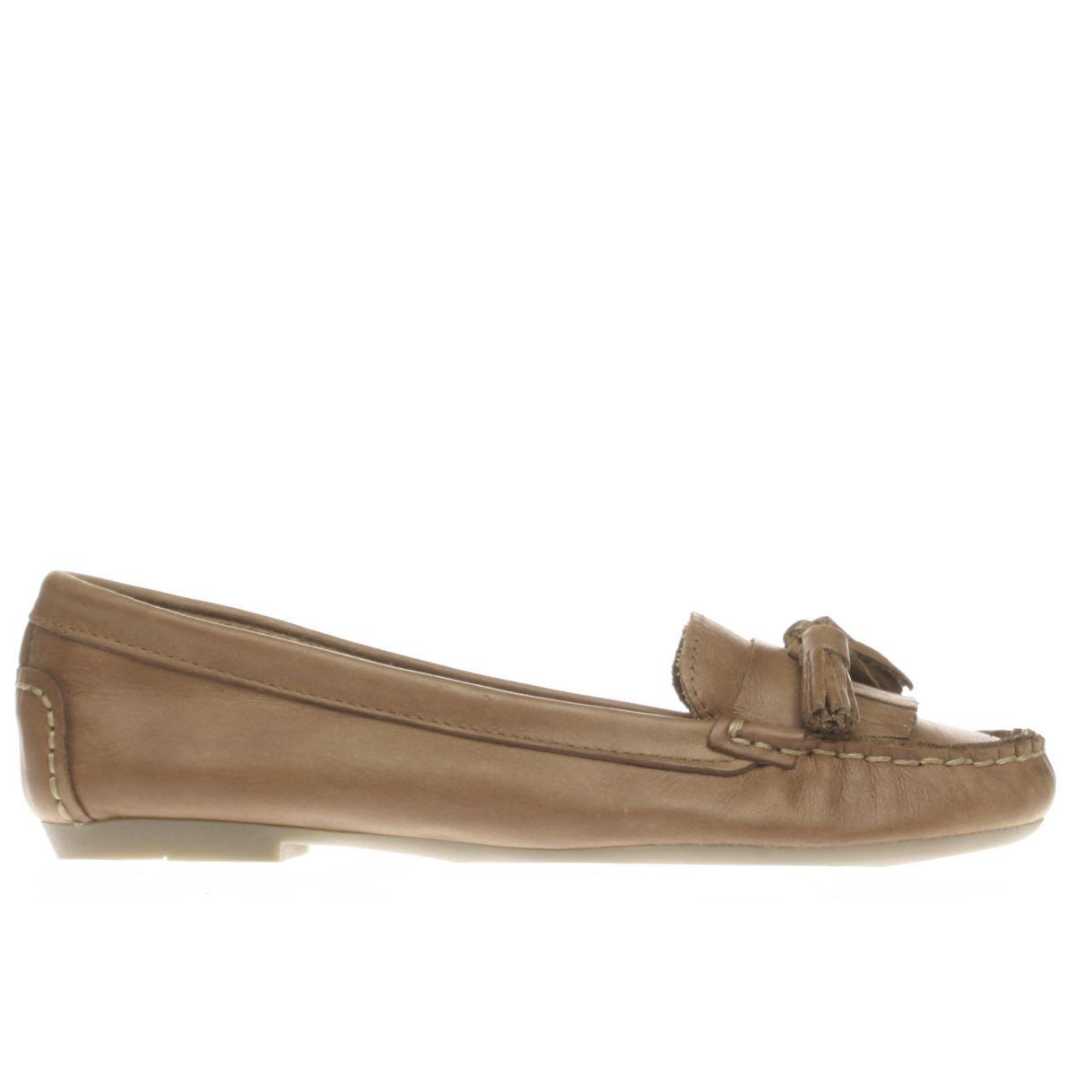 schuh tan hooha flat shoes