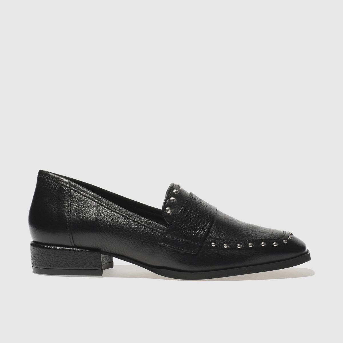 schuh black believe flat shoes