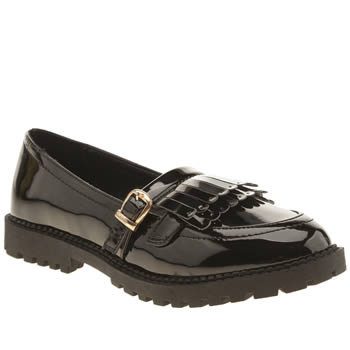 Schuh Black Break The Rules Flats