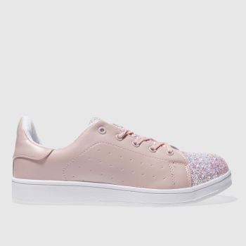 Schuh Pale Pink Miracle Trainers