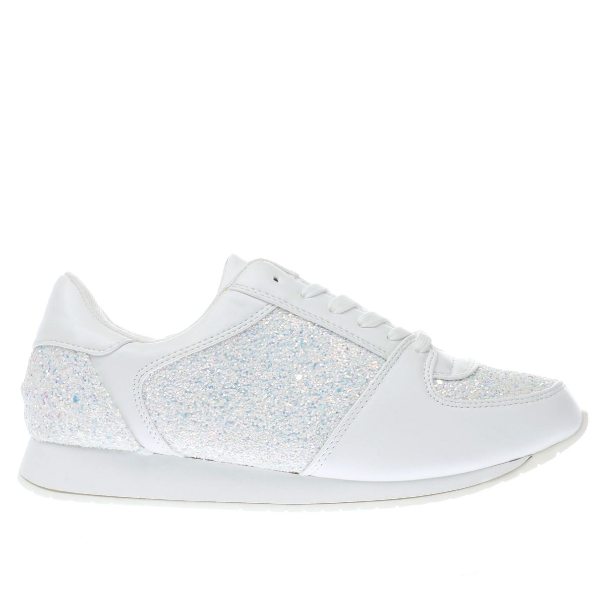 schuh white vision trainers