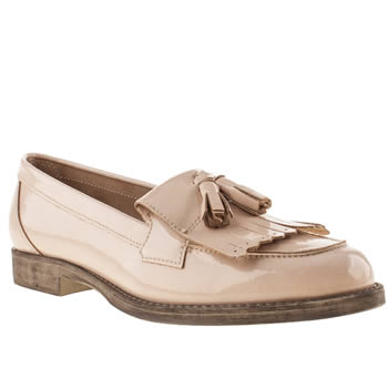 Schuh Natural Compass Womens Flats
