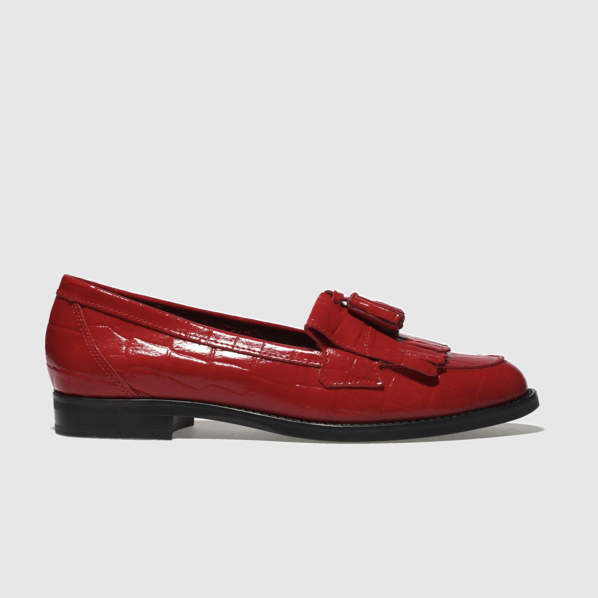 Schuh Red Compass Flat Shoes