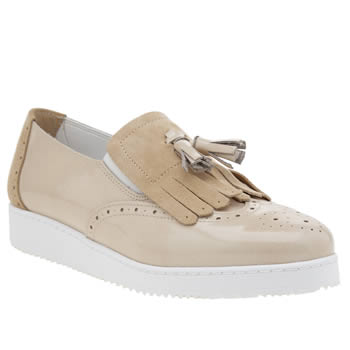 Schuh Natural Envious Womens Flats