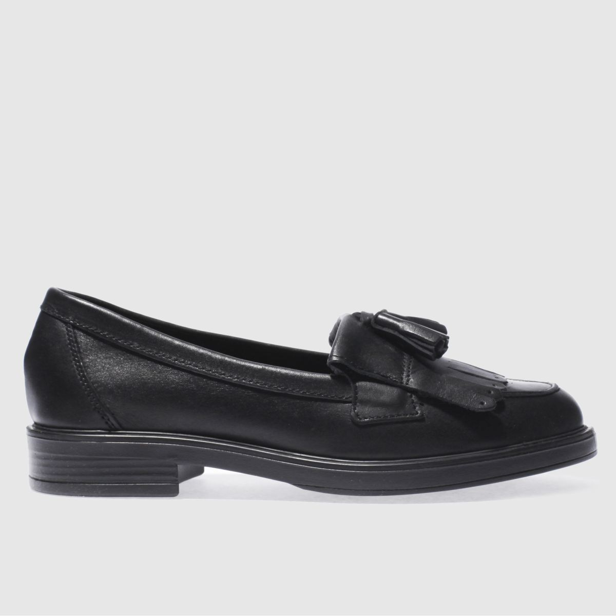Schuh Black Compass Ii Flat Shoes