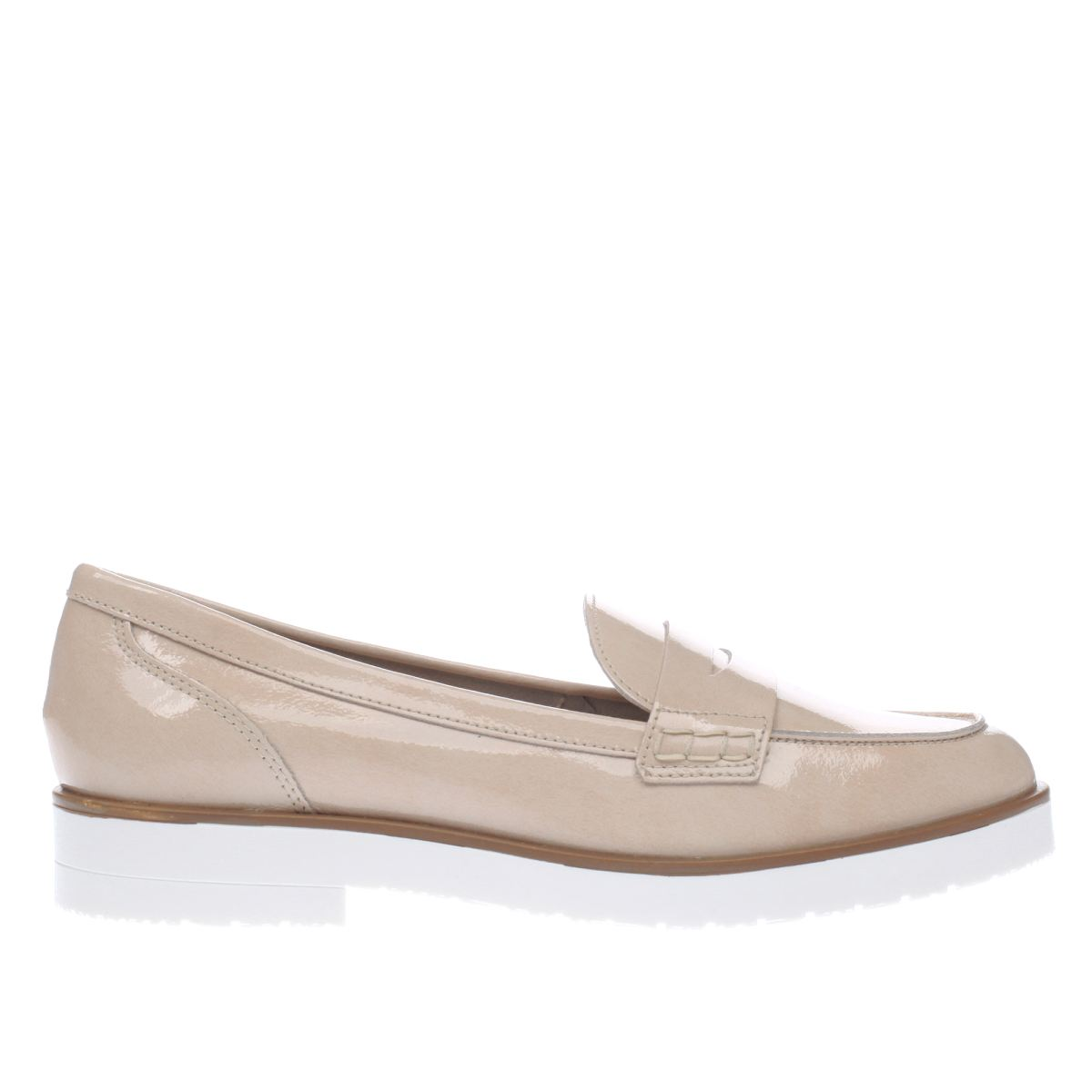 schuh natural sphere flat shoes