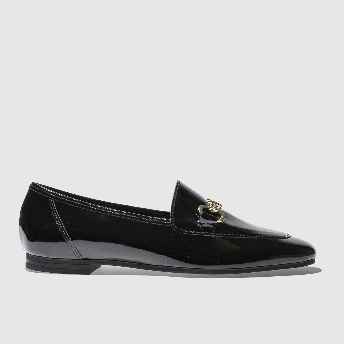 schuh black dandy flat shoes