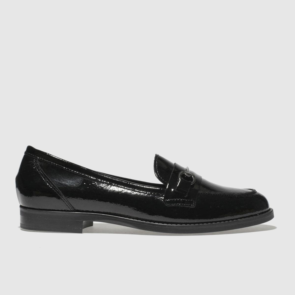 Schuh Black Infinity Flat Shoes