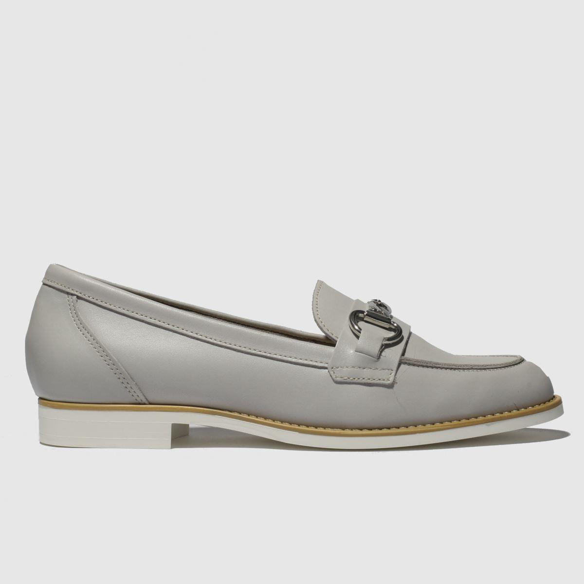 schuh Schuh Light Grey Eternity Flat Shoes