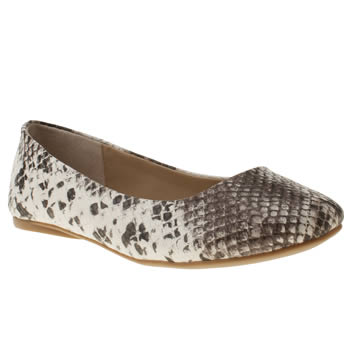 womens schuh multi ever after flat shoes