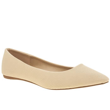 Womens Schuh Natural Enchanted Flats