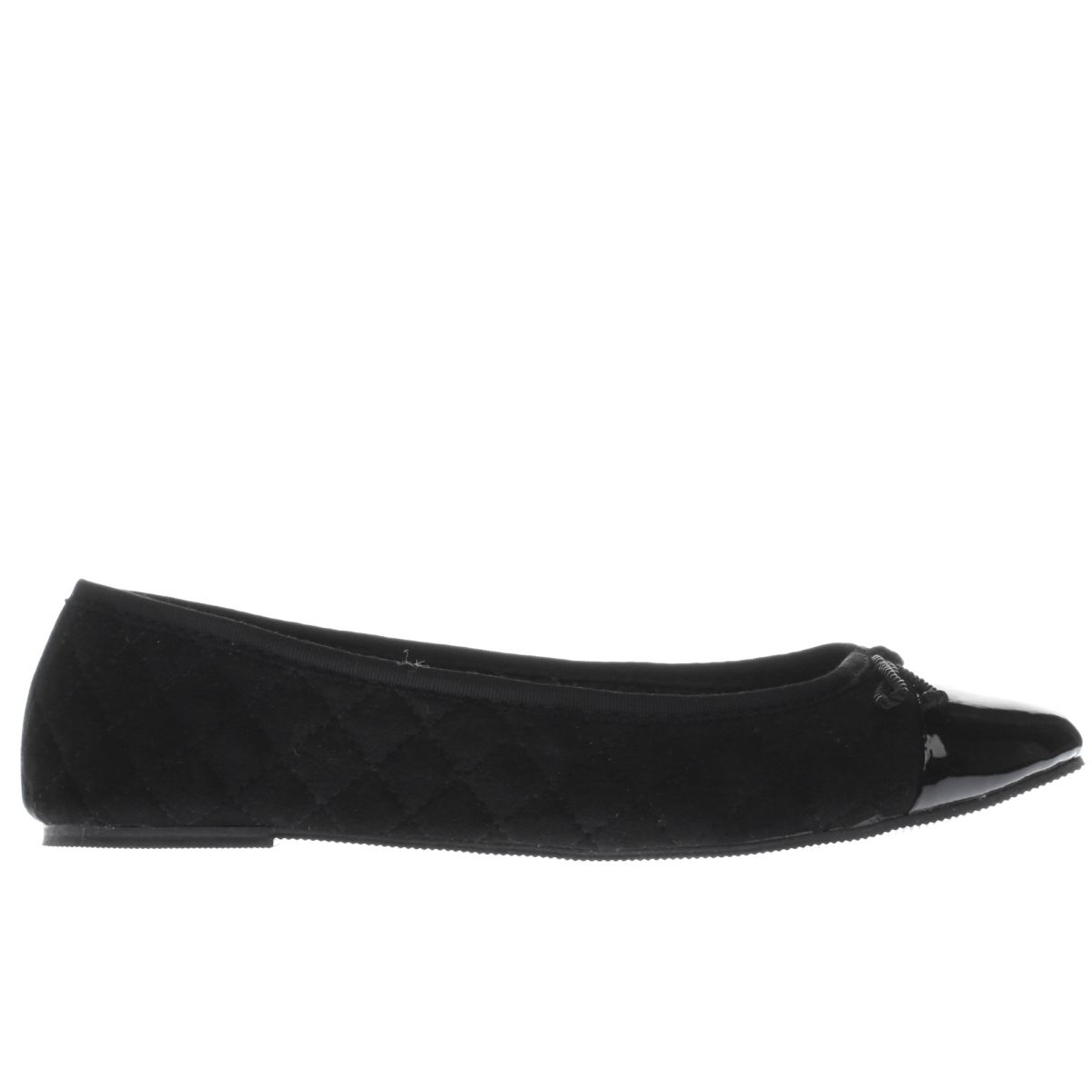 schuh black tutu flat shoes