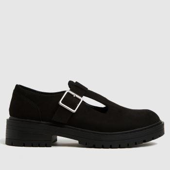 womens blowfish black rho ii flat shoes