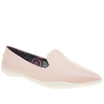 Womens Blowfish Pale Pink Cleo Flats