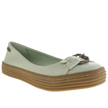 Womens Blowfish Pale Blue Oeisha Flats