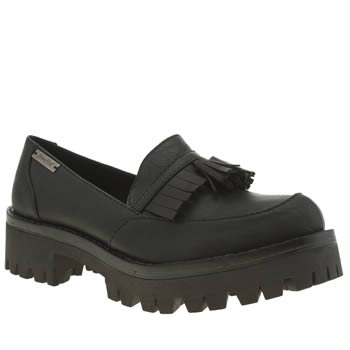 Womens Blowfish Black Yall Flats