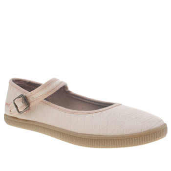 BLOWFISH PALE PINK JONAS FLAT SHOES