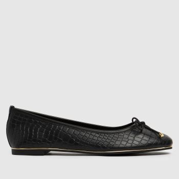 Blowfish Black Glamour Womens Flats