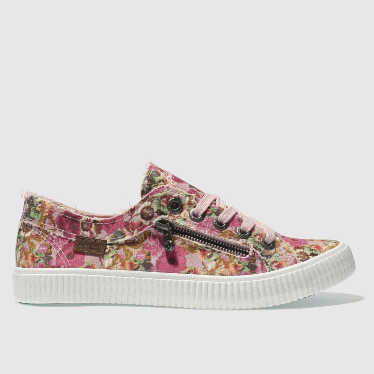 Blowfish Pink Coyote Trainers