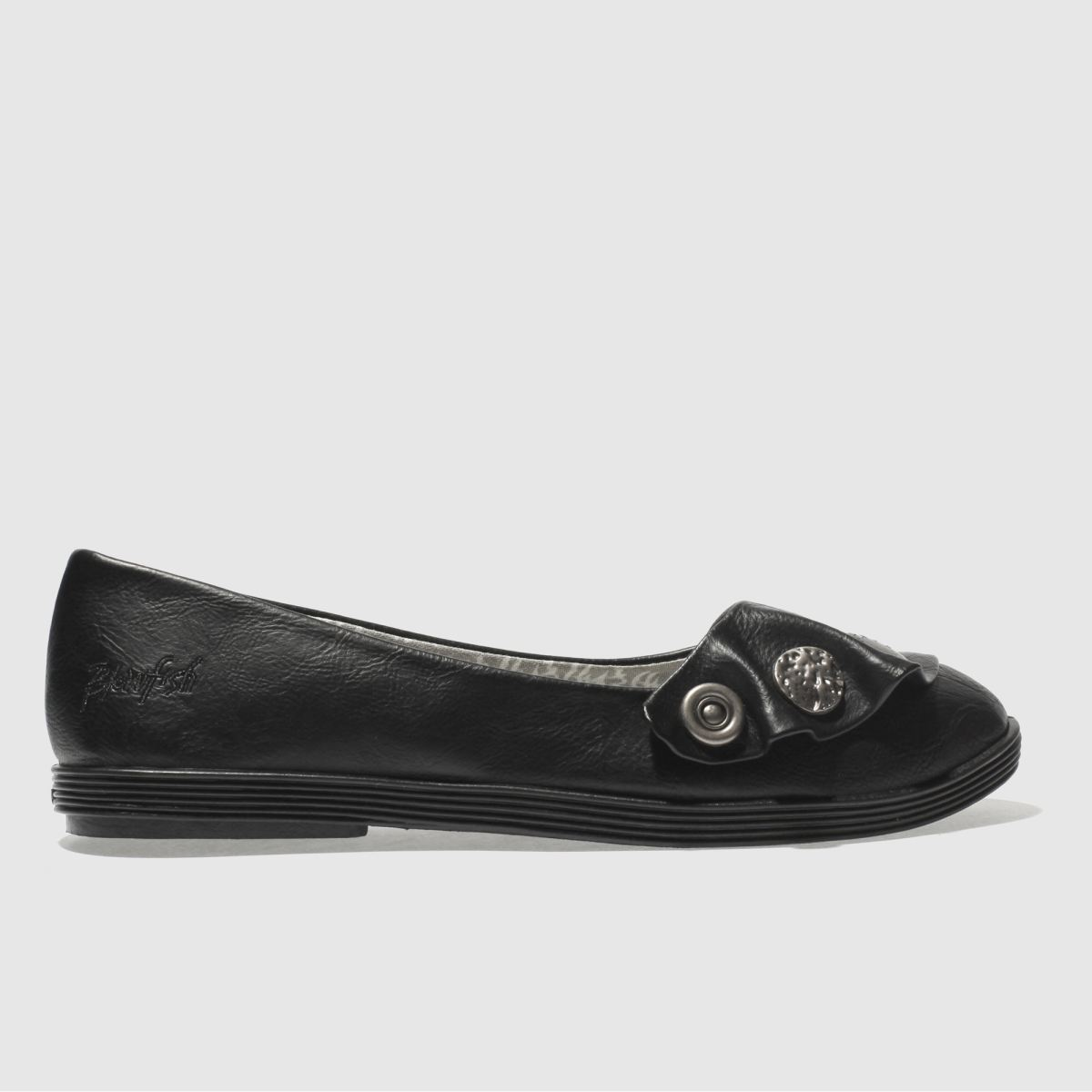 Blowfish Black Gayls Flat Shoes
