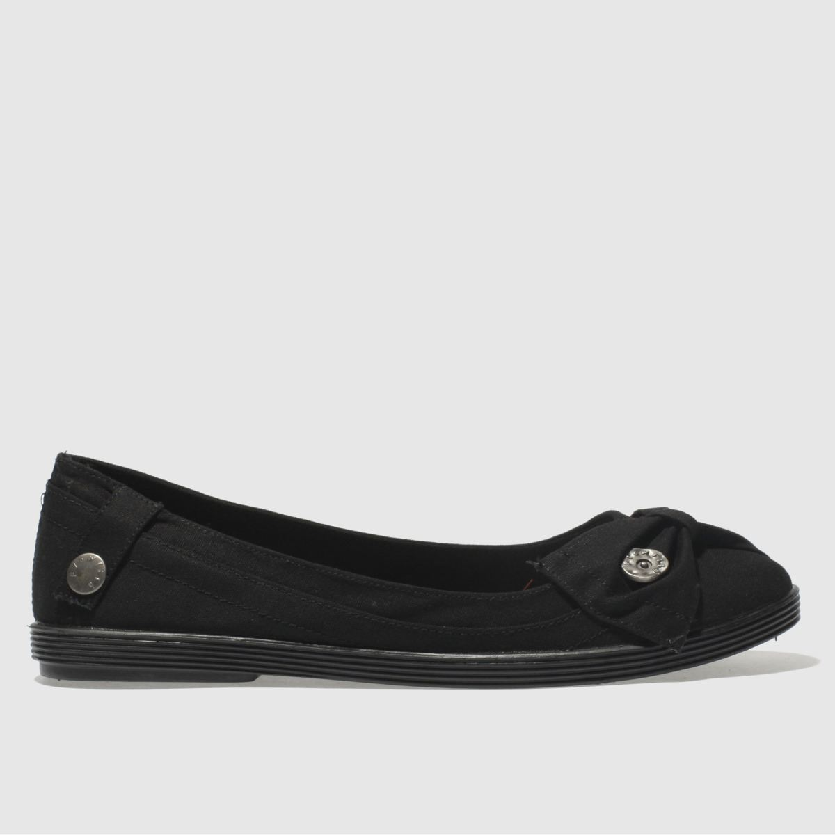 Blowfish Black Gimlet Flat Shoes
