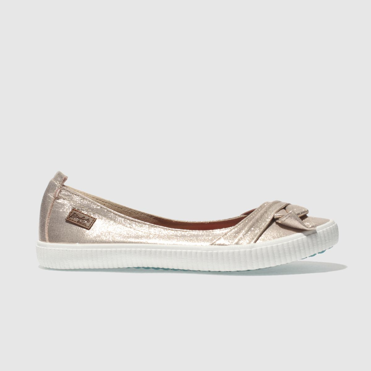 Blowfish Pale Pink Sansa Flat Shoes