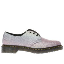 Dr Martens Pink & Purple 1461 Shoe Womens Flats