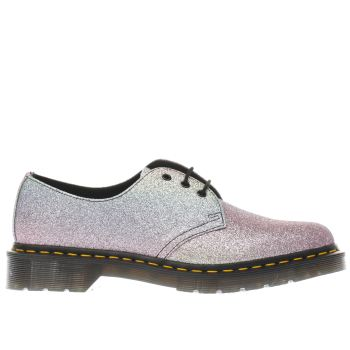 Dr Martens Multi 1461 Shoe Womens Flats