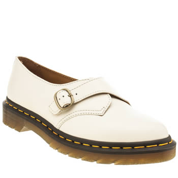 Womens Dr Martens Stone Agnes Pointed Monk Shoe Flats