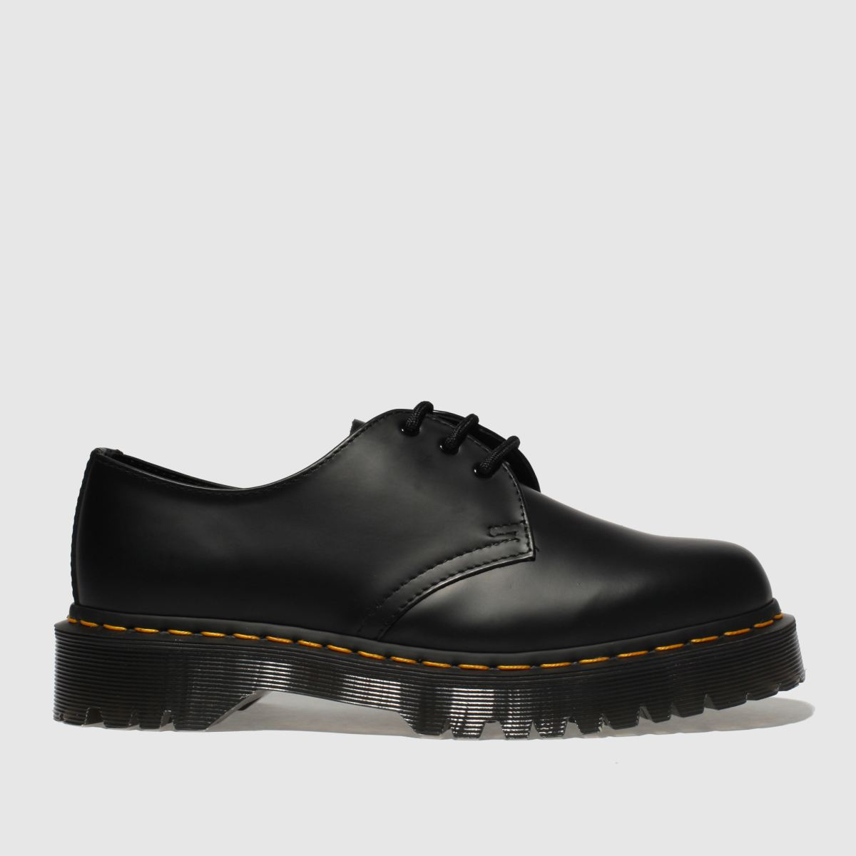 Dr Martens Black 1461 Bex Shoe Flat Shoes