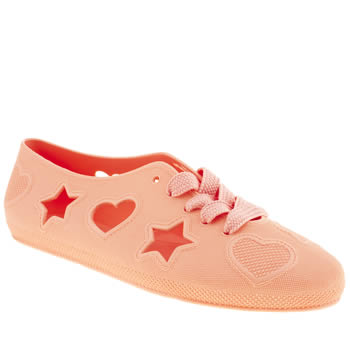 F Troupe Peach Asteria Flats