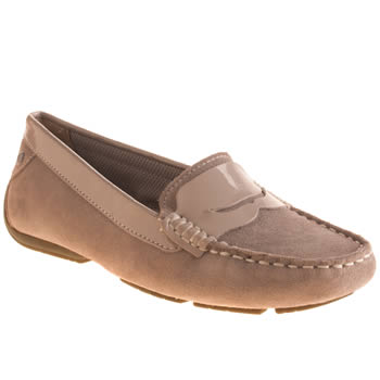 Hush Puppies Lilac Georgia Cora Flats