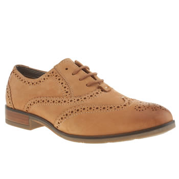 Hush Puppies Tan Ellodie Ellis Flats