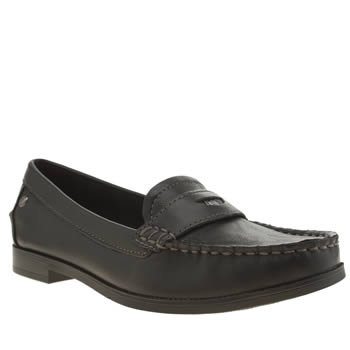 Hush Puppies Black Iris Sloan Womens Flats