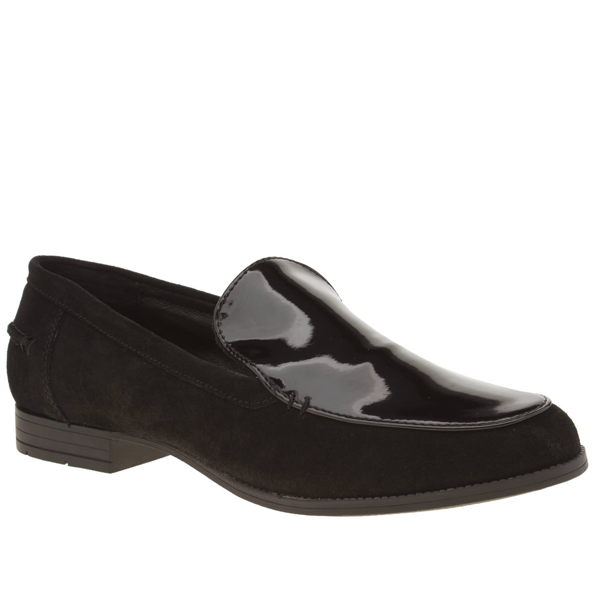 Hush Puppies Hush Puppies Black Redcliffe Flats